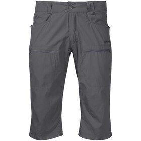 Bergans Utne Pirate Pantalones Hombre, solid dark grey/solid charcoal
